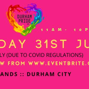 Durham Pride 2021
