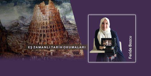 Eş Zamanlı Tarih Okumaları - Yeni Grup, 13 May   Event in Tekirdað   AllEvents.in
