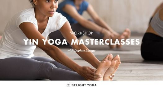 Yin Yoga Masterclass: 20-Hour Foundational Training, 3 April | Event in Amsterdam | AllEvents.in