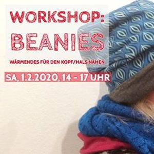 Workshop Beanies & wrmendes fr den KopfHals nhen