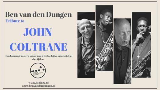 A Tribute to John Coltrane - Aalsmeer