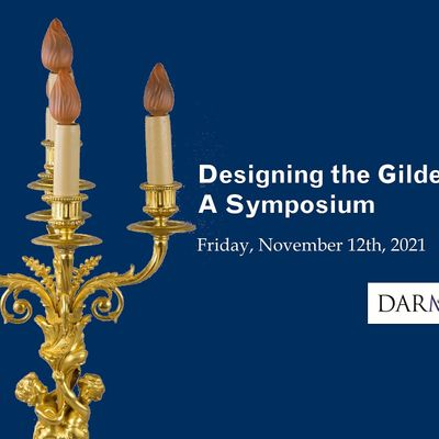 Designing the Gilded Age A Symposium