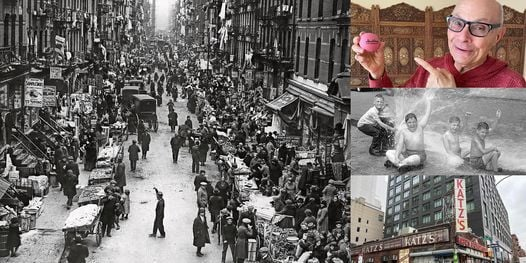 'The Lower East Side Chronicles: Growing Up in NYC's Melting Pot' Webinar, 14 June | Online Event | AllEvents.in