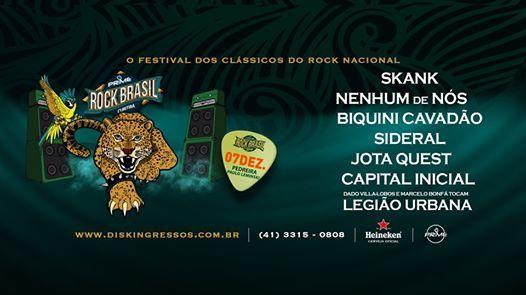 Prime Rock Brasil Curitiba