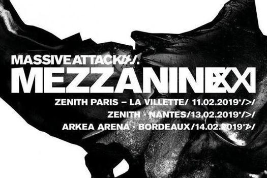 Massive Attack à Bordeaux en Février 2019, 14 February | Event in Bordeaux | AllEvents.in