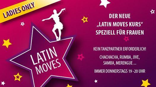 Latin Moves für Frauen | Event in Darmstadt | AllEvents.in