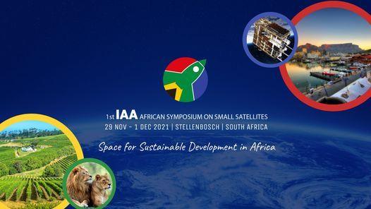 1st IAA African Symposium on Small Satellites, 29 November | Event in Stellenbosch | AllEvents.in