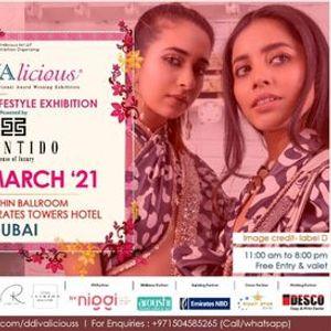 DIVAlicious DUBAI powered by Scentido Perfumes - Luxury Pret Fashion & Lifestyle Exhibition