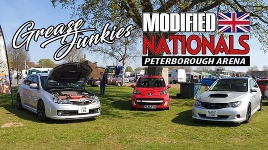 Grease Junkies at Modified Nationals 2020, 28 May | Event in Peterborough | AllEvents.in