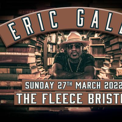 Eric Gales  special guest Danny Bryant