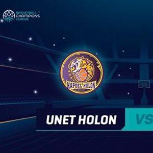 UNET Holon v Filou Oostende