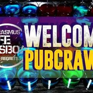 Welcome PubCrawl - by Erasmus Life Lisboa