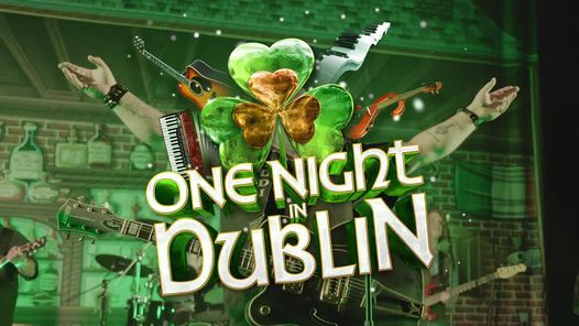 One night in Dublin - Worcester, 30 May | Event in Worcester | AllEvents.in