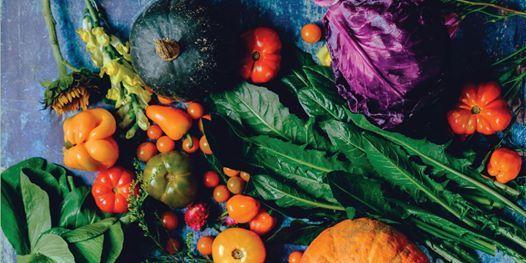 Simon Rickard All about heirloom fruits and vegetables - Bendigo