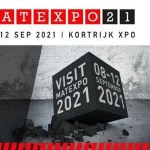 Wegenbouw.be  Infra App  Matexpo 2021 - stand D90