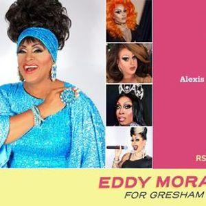 Drag Happy Hour for Eddy Morales for Gresham Mayor