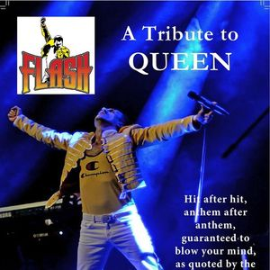 Flash Tribute to Queen