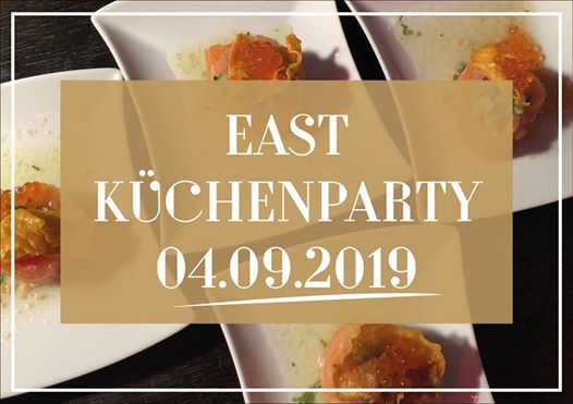 East Kchenparty am 04.09.2019