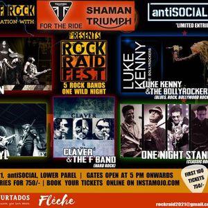 ROCK RAID FEST Vol. 1