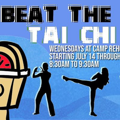 CAMP Rehoboth Beat The Meter Tai Chi - Free Classes