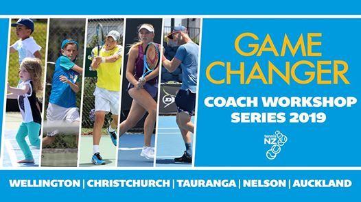NELSON - Game Changer Coach Workshop Series 2019