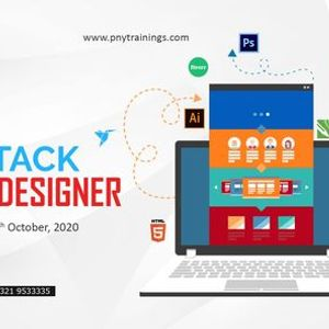 Become a Full Stack Graphic Designer (Arfa Tower)