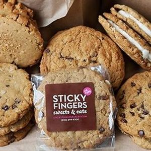 Vegan Baking with Sticky Fingers Local Chef Series (Online Cooking Demo)
