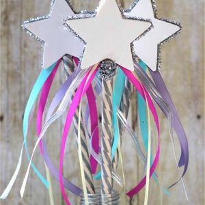 Princess Craft Day - Princess Wands