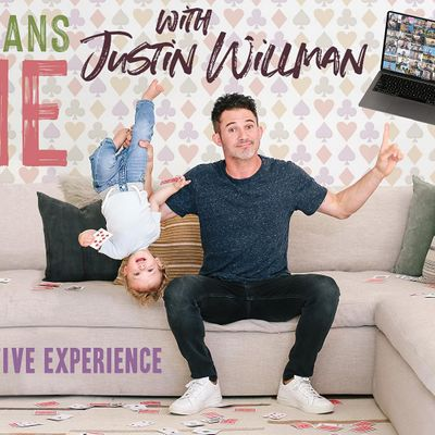 MAGIC FOR HUMANS at HOME with Justin Willman