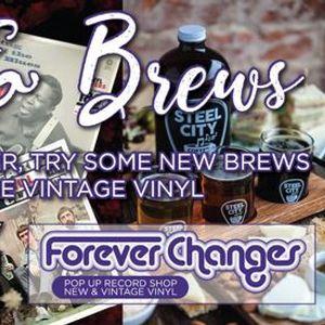 FOREVER CHANGES POP-UP NEW & VINTAGE VINYL RECORDS