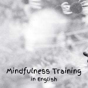8-week Mindfulness Training in English