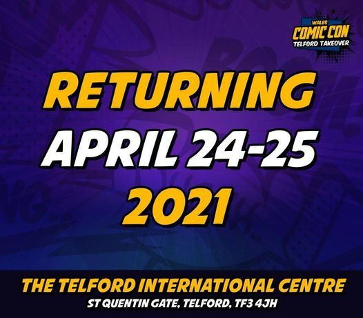 WCC Telford Takeover 2021, 24 April | Event in Telford | AllEvents.in