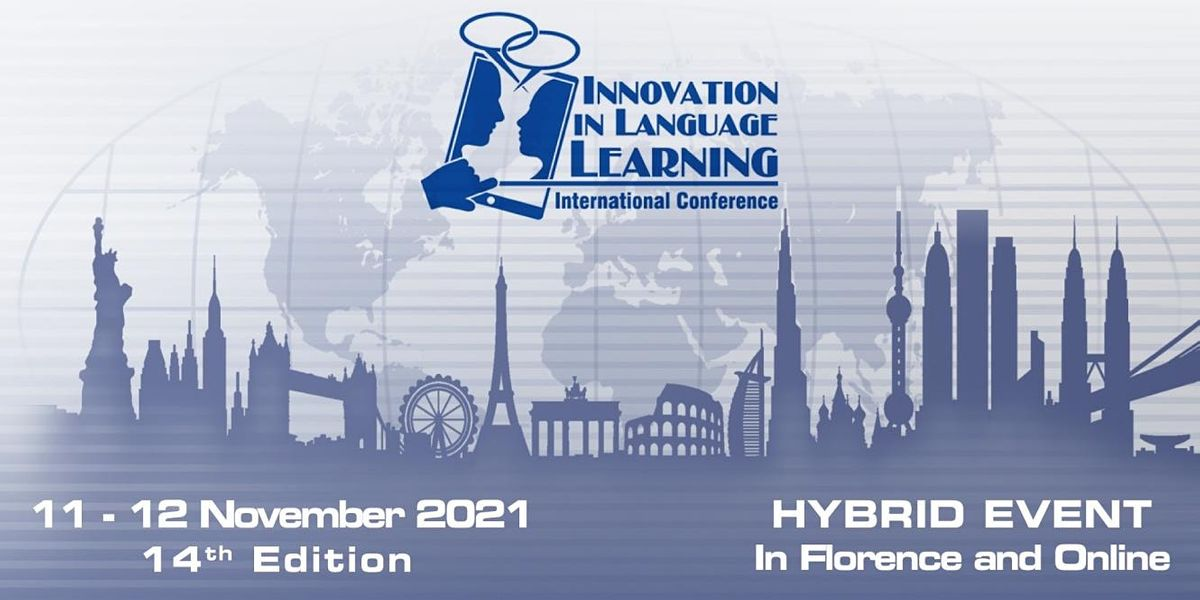 Innovation in Language Learning International Conference – Hybrid Event, 11 November | Event in Florence