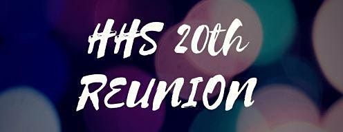 HHS Class of 2000/2001 - Twenty Year Reunion, 23 October | Event in Memphis | AllEvents.in