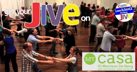 get your JIVE on | Event in Sanhu Dao | AllEvents.in