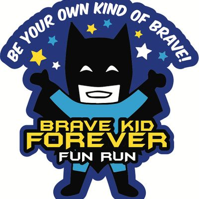 2021 Brave Kid Forever 12 M 1M 5K 10K -Participate from Home. Save 3