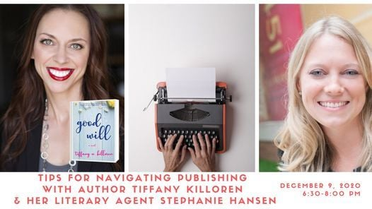 Tips for Navigating Publishing, 9 December | Event in Kansas City | AllEvents.in