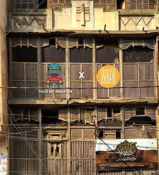 Tour De Karachi PhotoWalk  S1E Heritage