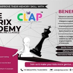 Cube Matrix Online Chess Class
