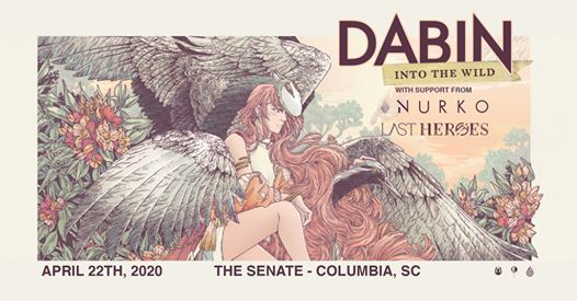 Dabin - Into The Wild Tour - Columbia