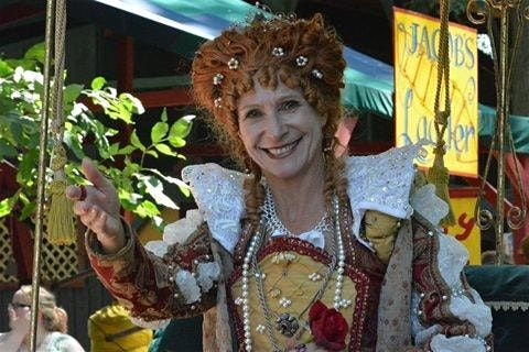 Arizona Renaissance Festival 2020.The Queen S Tea 2020