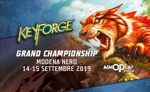 KeyForge Grand Championship 2019