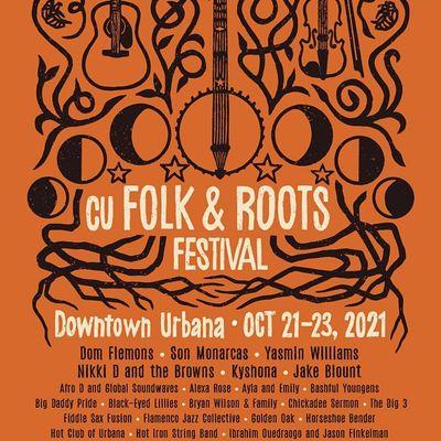2021 CU Folk & Roots Festival