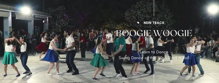 R'n'R/ Boogie Woogie | Free Taster & Νέο Τμήμα | Event in Athens | AllEvents.in