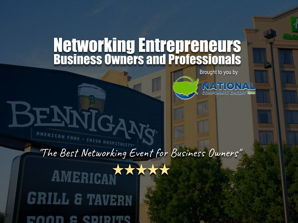 Networking Entrepreneurs Business Owners and Professionals