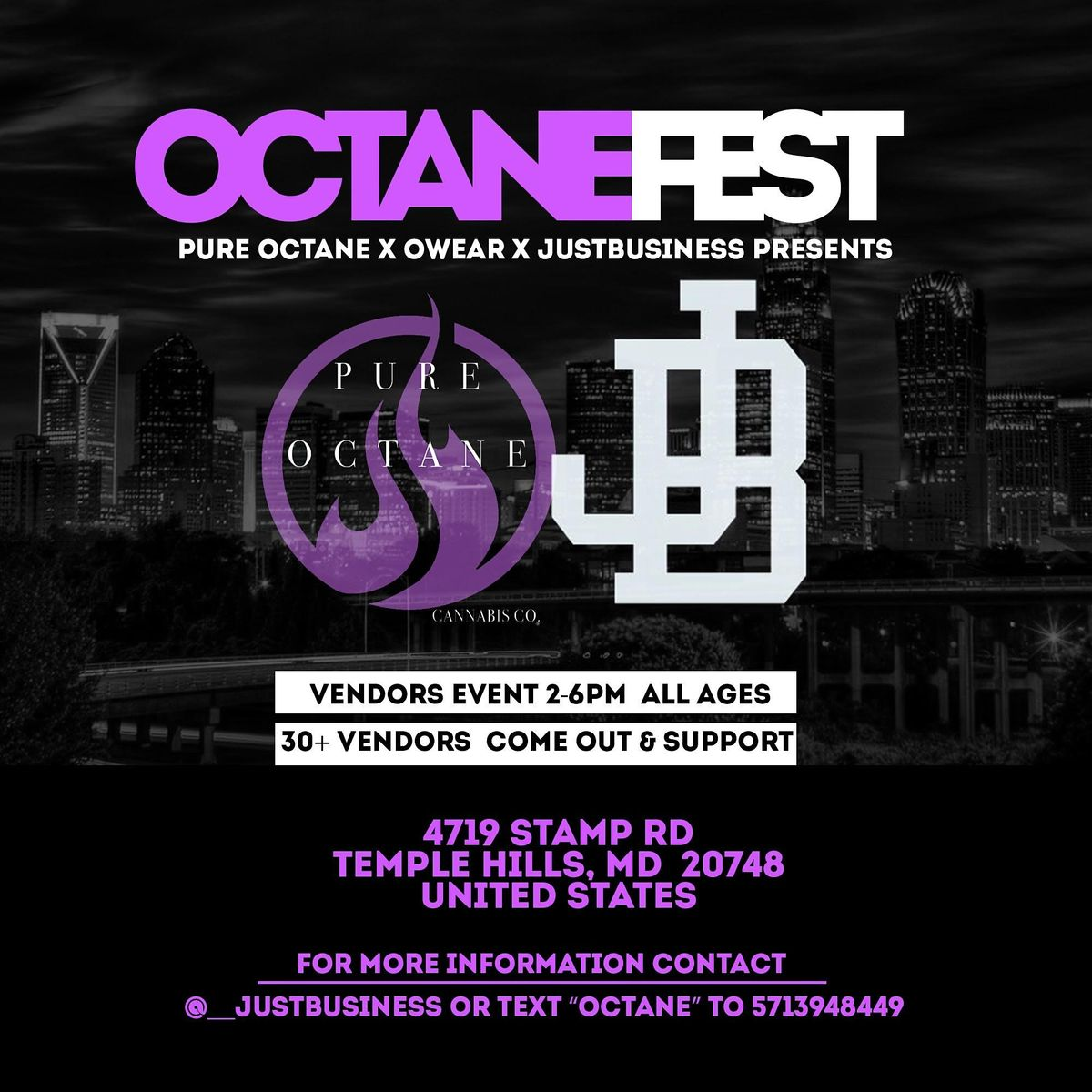 Octane Fest: Labor Day Weekend Edition | Event in Dumfries | AllEvents.in