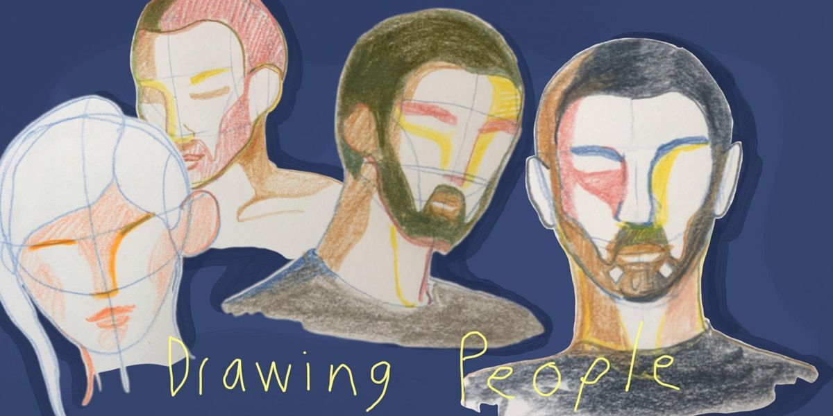 Drawing People - #4 How to draw hand poses, 16 May | Online Event | AllEvents.in