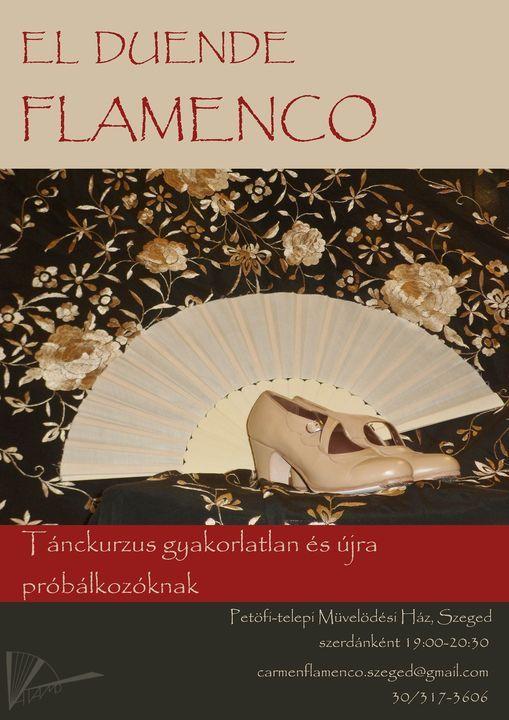 Nuestro Camino al Flamenco, 23 April   Event in Szeged   AllEvents.in