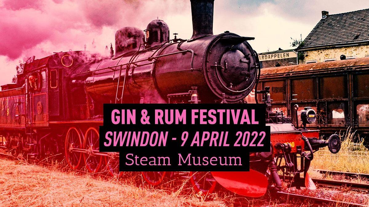 The Gin & Rum Festival - Swindon - 2021, 5 March | Event in Swindon | AllEvents.in