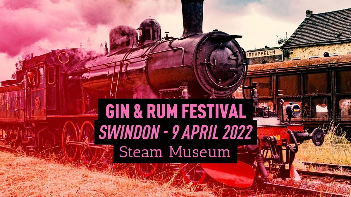 The Gin & Rum Festival - Swindon - 2022, 8 April | Event in Swindon | AllEvents.in